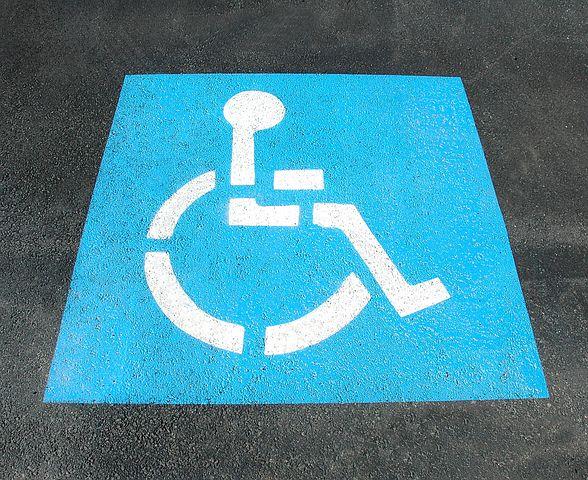 disability signage
