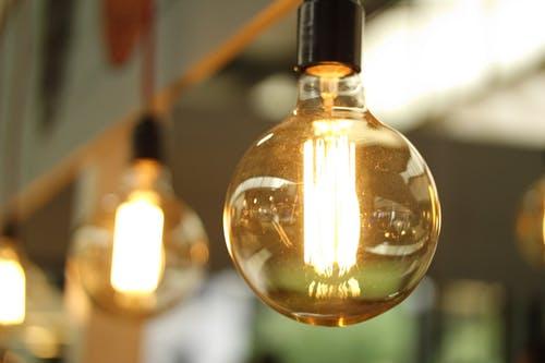 bulbs in a home