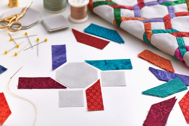 Fabric for quilting